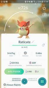 Raticate Shiny Pokemon Go | Pokemon go, Pokemon, Shiny pokemon