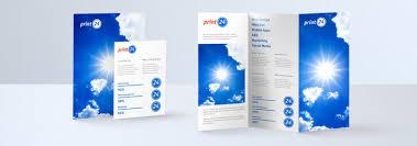 Create Leaflet Online Flyer Printing Online Print Leaflets Cheap Print24 Ireland