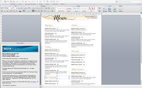 Microsoft Word Restaurant Menu Template Awesome Design Templates Menu Templates Wedding Menu Food Menu Bar