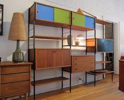 mid century furniture design. About Mid Century Modern Wall Shelves 2017 With Bookshelves Images Furniture Design A