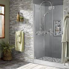 Tile shower images Large American Bath Factory Mosaic Tile Shower Kits American Bath Factory