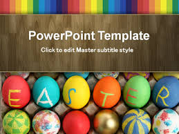 Free Easter Powerpoint Templates