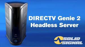 Directv Genie 2 Status Light Blue Solid Signals Review Of The Directv Genie 2 Hs17