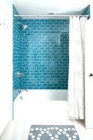 glass tile shower floor blue glass subway tile blue glass tile shower model bathroom shower bathroom glass tile shower floor