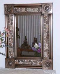 delightful images of tin mirror frames for wall decoration ideas astonishing picture of accessories for