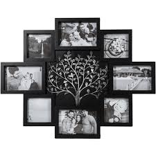multiple picture frames family. Wonderful Family Family Tree Collage Photo Frame Black Openings Throughout Multiple Picture Frames Family R