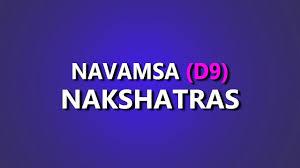 Navamsa Chart With Nakshatra Calculator Understanding Navamsa Naksahtras In Vedic Astrology Part 2