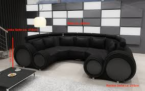 Sofa Stoff Ecksofa Wohnlandschaft Big Xxl Couch Ecksofa