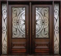 wrought iron front doorsElegance Wrought Iron Front Doors  Wrought Iron Front Doors