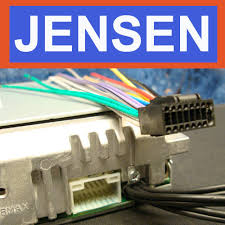jensen phase linear uv10 wiring harness jensen jensen 16 pin radio wire harness stereo power plug tv dvd cd mp3 on jensen phase