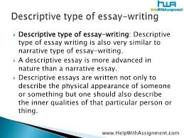 Process Essay Writing Help Union Syndicale F  d  rale Bruxelles ESSAY AND ITS TYPES www studentsassignmenthelp com