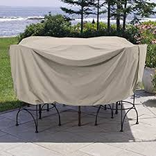 amazon patio furniture covers. weather wrap round pub height table u0026 chairs cover amazon patio furniture covers