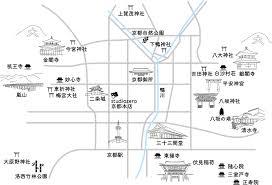 観光情報 神社仏閣施設 京都の和装前撮りフォトウエディングの