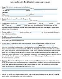 Commercial Lease Agreement Template Free Pdf Australia Lease ...