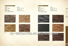 Small Picture Foshanguangzhou Artificial Faux Decorative Facing Brick Wall