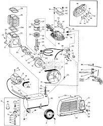 C bell hausfeld vt4200 parts diagram for air pressor parts rh jackssmallengines husky air pressor diagram napa air pressor wiring diagram