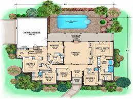 Small 5 Bedroom House Plans Small 5 Bedroom 3d Floor Plans Slyfelinos And Bedroom Concept Also