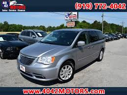 chrysler town country touring ed in garner