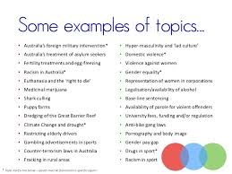 vce english persuasive oral presentation 7
