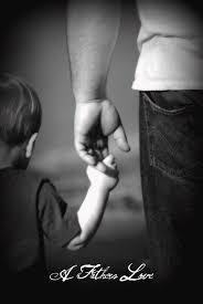 A Father's Love Photograph By Karen Seibert Impressive Father Love