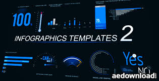 Pie Chart After Effects Template Best Picture Of Chart