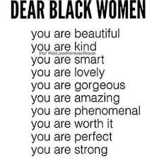 Black Women Quotes On Beauty