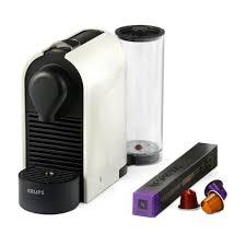 Nespresso U Machine Buy Nespresso Coffee Machine Krups Pure Cream Online In India