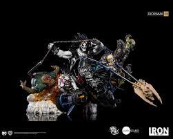 DC Comics Diorama 1 / 6 Lobo by Ivan Rice 38 cm - herocity