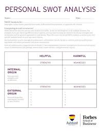 9 Sample Employee Swot Analysis Template Pdf Word