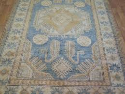 kazak rug new 4 foot 3 inches by 6 foot 10 beautiful antique look 1 of 4free kazak rug new 4 foot 3 inches by 6