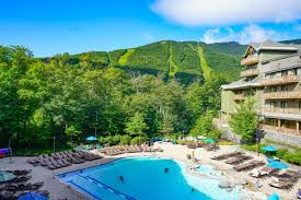 The Lodge at Spruce Peak, The Stowe Mountain Lodge Reborn