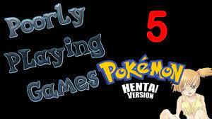Poorly PLaying Games - Pokemon Hentai Version - YouTube