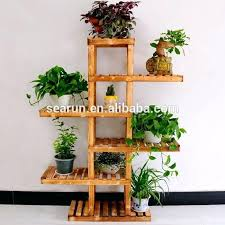 angle pot stand the new wood floor flower special multi indoor plant stands uk