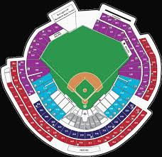 Detailed Nationals Park Seating Chart Arena Seat Numbers Online Charts Collection
