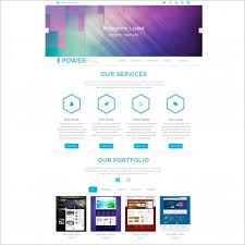 website templates download free designs powerful bootstrap template free website templates in css html