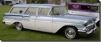 1958 Chevrolet Yeoman - Information and photos - MOMENTcar