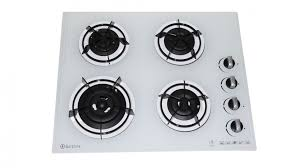 goldline 600mm gl704 4 zone natural gas glass cooktop white harvey norman au