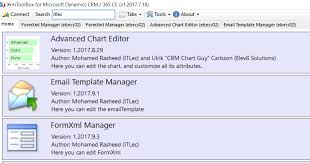 Dynamics Crm Chart Editor Information Technology Lectures Itlec R D Formxml