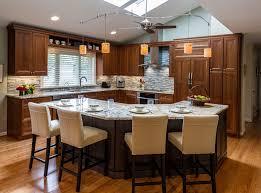 Open Floor Plan Kitchen Renovation In Northern Virginia Remodeling Beauteous Northern Virginia Basement Remodeling Concept Interior