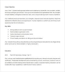 High School Resume Template Awesome 60 Beautiful Examples Of High School Resumes