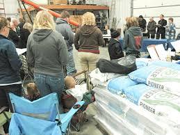 Farmers pray for blessings on their fields | Mason City & North Iowa |  globegazette.com