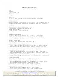 Electronic Resume Templates Sample Resumes Salesman Repair Cover