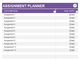 Weekly Homework Planner Download Free Png Assignment Planner Dlpng Com