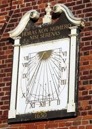 Wall Sundial Design Sundial Wikipedia