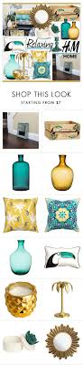 Turquoise Accessories For Living Room 1000 Ideas About Yellow Home Decor On Pinterest Spring Kitchen