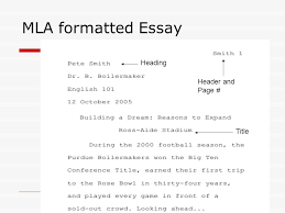 teaching mla format mla headng under fontanacountryinn com