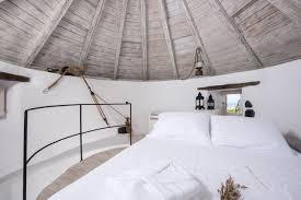 Milos Bedroom Furniture Anemoscope Windmill Villa Philoxenia Collection