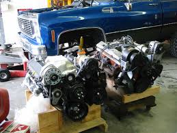 serpentine belt conversion the 1947 present chevrolet gmc attached images