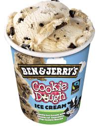 ben and jerry s ice cream cookie dough. Cookie Dough Ice Cream Ben Not Healthy Though Inside And Jerry