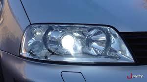 Seat Alhambra / Volkswagen Sharan - Xénon + LED - YouTube